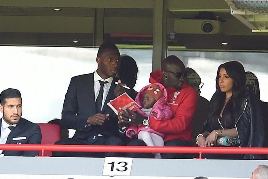 El defensa Mamadou Sakho está suspendido, luego que la Uefa le abrió un expediente por dopaje. (Foto Prensa Libre: Hemeroteca PL)