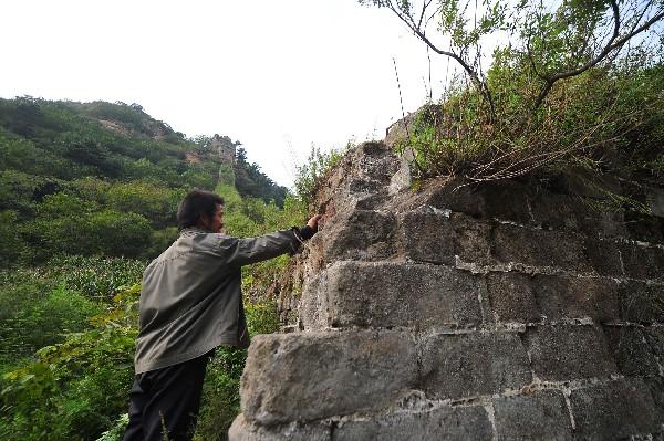 La erosión, el vandalismo y la falta de mantenimiento son causa su deterioro.(AFP),