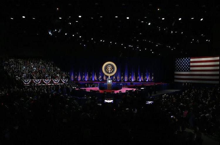 Obama presumió de que ninguna organización terrorista pudo atentar en el país durante sus ocho años.