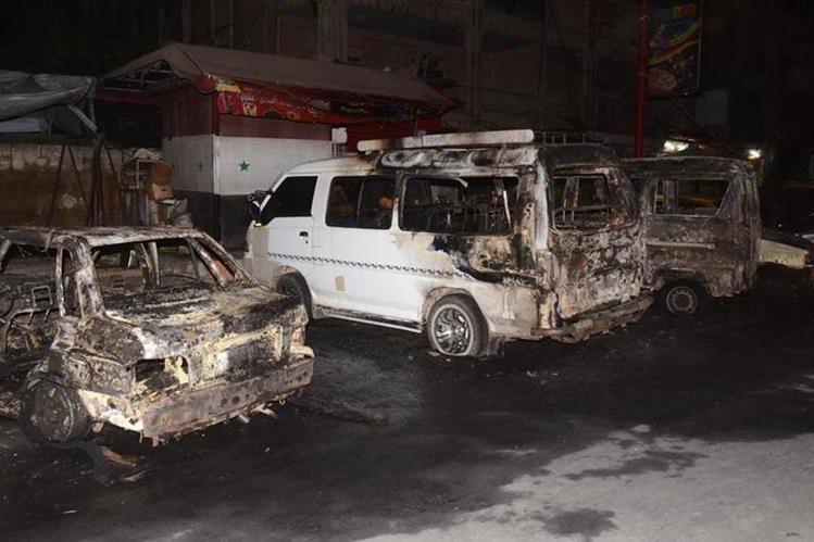La guerra en Siria estalló en el 2011 después de que el régimen reprimiera a manifestantes que pedían reformas. (Foto Prensa Libre: AFP).