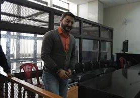 Vidal Efraín Requena Mazariegos recuperó su libertad en noviembre del 2015, según la información del Juzgado de Ejecución Penal. (Foto Prensa Libre: Hemeroteca)