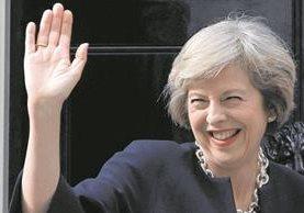 Theresa May, primera ministra británica. (Foto: Hemeroteca PL)