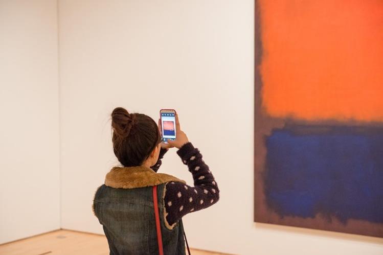 Smartify permite que los visitantes de los museos tengan acceso a información adicional y multimedia acerca de la obra que tienen delante. (Foto Prensa Libre: Tomada de Smartify)