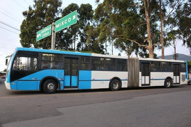 En el nuevo sistema de transporte, el valor del pasaje aumentará —ahora es de Q1.10— y podría fijarse en Q2.50.
