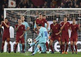Los italianos consiguen el 3-0 que los clasifica a semifinales.