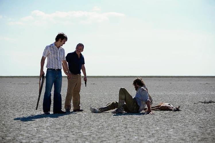 La isla mínima es un filme que busca ganar en los  Premios Platino. (Foto Prensa Libre: Hemeroteca PL)