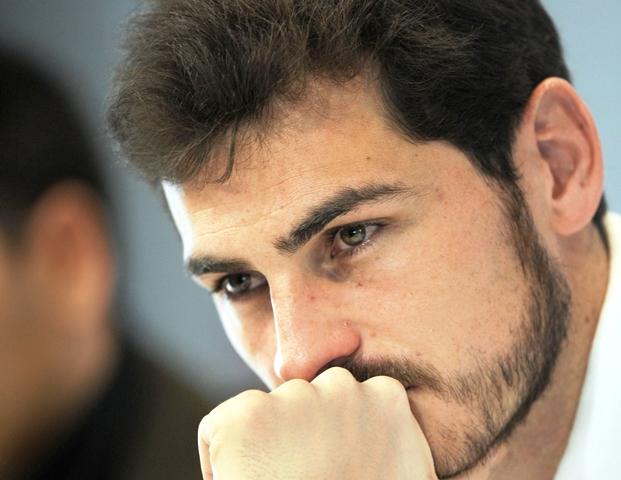 Iker Casillas, portero del Oporto de Portugal y la selección de España. (Foto: Hemeroteca PL)