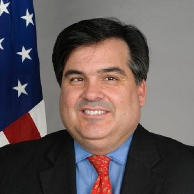 Francisco Palmieri se manifestó ante el Comité del Senado estadounidense. (Foto Prensa Libre: Tomada de Internet)