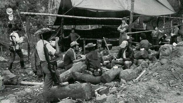 Las Farc nacieron como un grupo campesino de autodefensa. (Archivo).