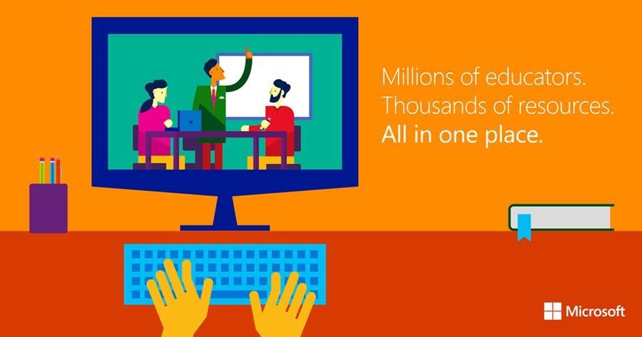 El portal Microsoft Educator Community es una plataforma gratuita con múltiples herramientas. (Foto: Hemeroteca PL).