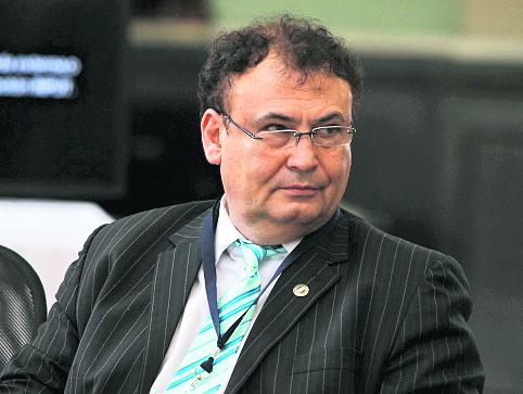 El magistrado Eddy Giovanni Orellana Donis. Foto Prensa Libre: Hemeroteca PL.