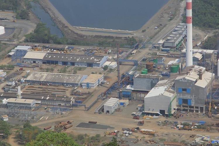 Las operaciones del Proyecto de Explotación Minero Niquegua Montufar II fueron suspendidos. (Foto Prensa Libre: Hemeroteca PL)