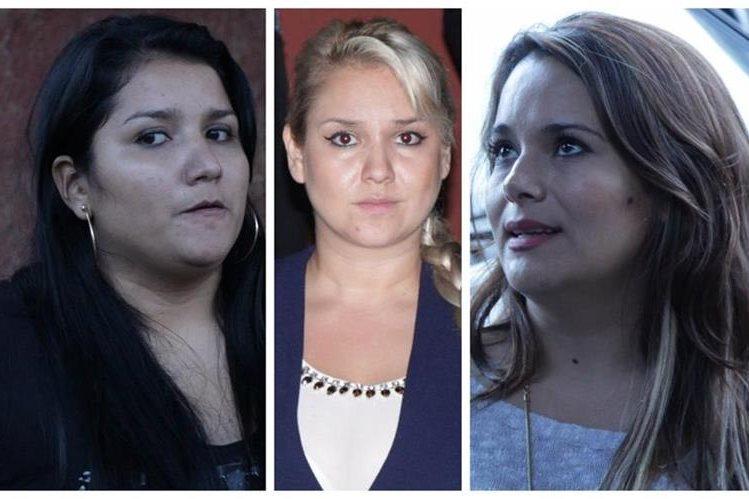 Tres mujeres y cuatro hombres fueron detenidos por llevar escondidos 997 mil 20 dólares. (Foto Prensa Libre: Hemeroteca PL)