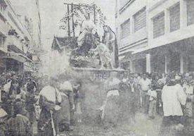 Imagenes de la Semana Santa guatemalteca de años pasados publicadas en Prensa Libre