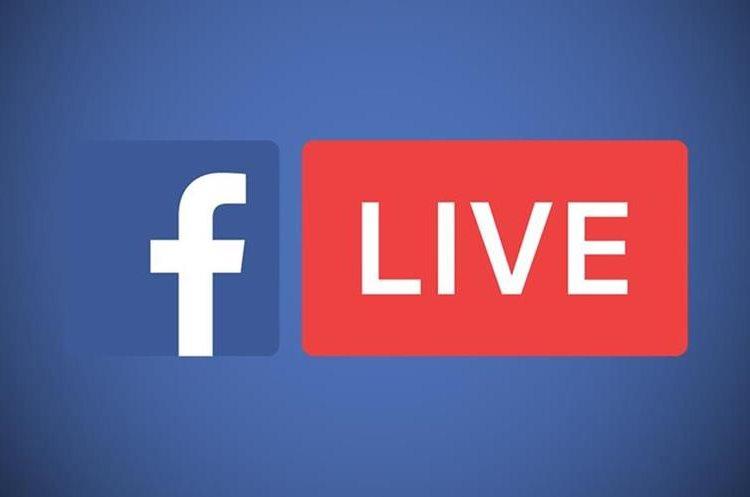Facebook continúa impulsando su servicio de transmisiones en vivo (Foto Prensa Libre: servicios).
