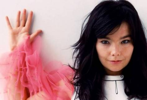 Björk trabaja en la producción de nuevo álbum. (Foto Prensa Libre: Tomada de facebook.com/bjork)