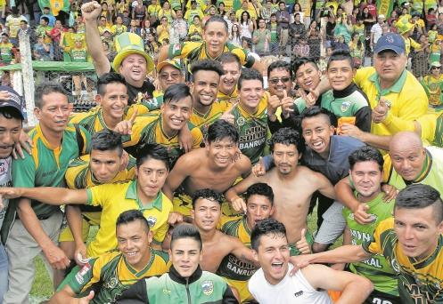 Sololá es el nuevo Huésped de la Liga Primera División de Futbol. (Foto Prensa Libre: Hemeroteca PL)