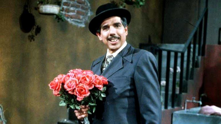 Por 27 años Rubén Aguirre interpretó al profesor Jirafales. (Foto Prensa Libre: HemerotecaPL)