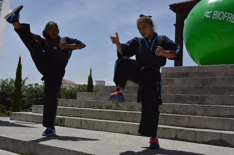 Los alumnos han participado en varios campeonatos nacionales.(Prensa Libre: cortesía)