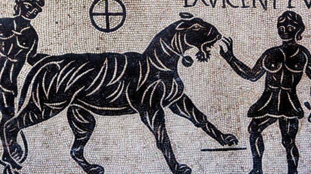 El Coliseo era un lugar donde se mataba a los mártires cristianos. GETTY IMAGES