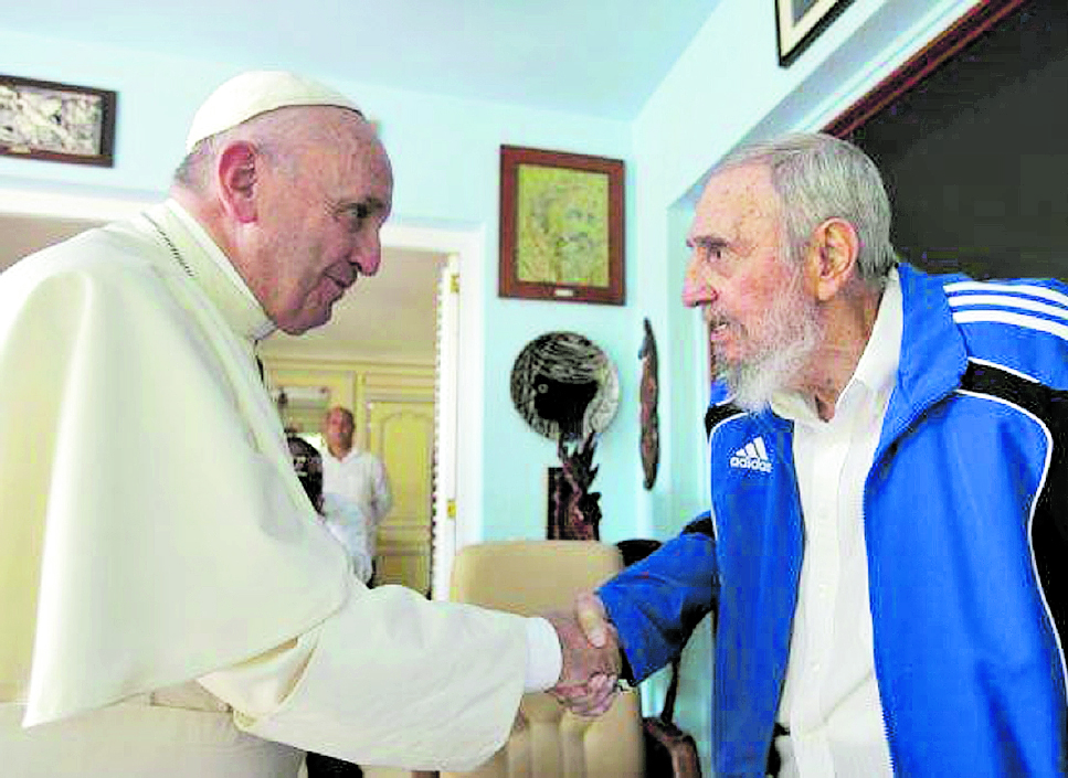 Herencia de Fidel Castro suma 900 mdd, según Forbes