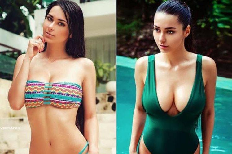 ¿Quién es la sexy modelo Helga Lovekaty?