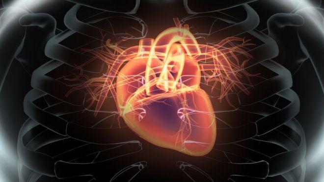 El estudio concluyó que los hombres con niveles más altos de troponina en la sangre tenían mayor probabilidad de sufrir un ataque al corazón. (Foto, Thinkstock)
