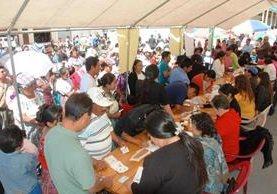 Tres comisiones de trabajo del Congreso tienen en sus manos el futuro de las consultas populares. (Foto Prensa Libre: Hemeroteca PL)