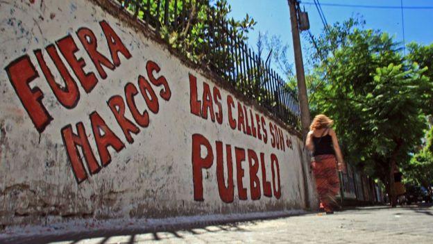 La ciudad más afectada por la violencia en Argentina, Rosario, tiene como foco central de la inseguridad el narcotráfico. AFP