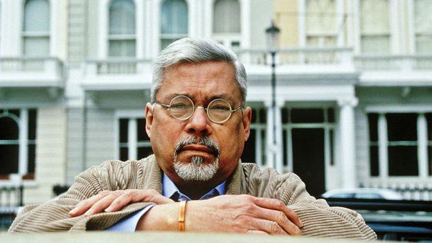 El escritor cubano Guillermo Cabrera Infante conoció a Caridad Mercader. GETTY IMAGES