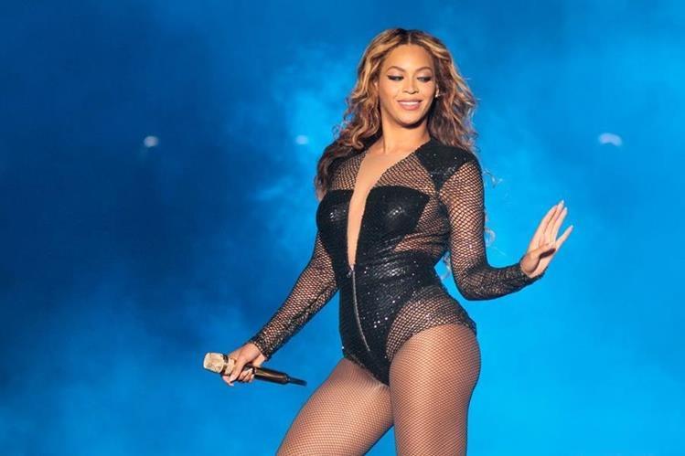 Beyoncé genera expectación por su gira mundial. (Foto Prensa Libre: Hemeroteca PL)