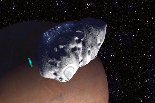 """<p>La NASA planea capturar un asteroide y convertirlo en una estación espacial. (Foto Prensa Libre: Archivo)<br _mce_bogus=""""1""""></p>"""