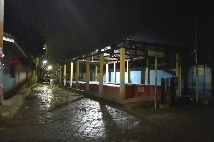 La Pila Colorada de El Tejar, Chimaltenango, encierra historias sobre La Llorona. (Foto Prensa Libre: César Pérez)