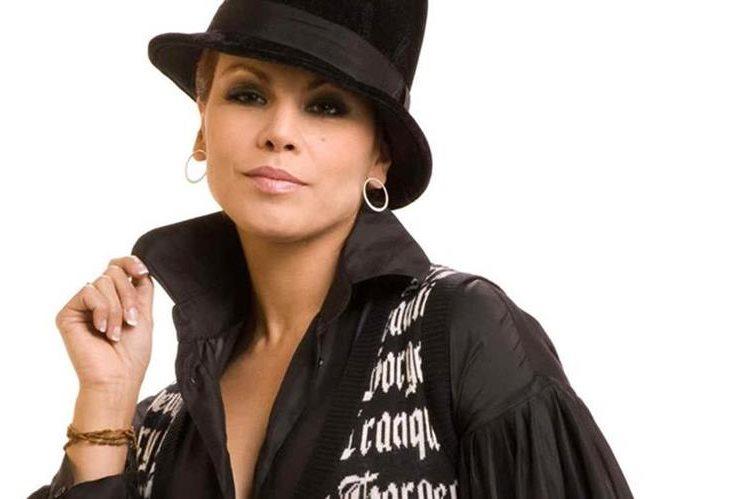 La cantante Olga Tañón lanza el videoclip de la canción La gran fiesta. (Foto Prensa Libre: Hemeroteca PL)