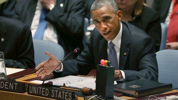 En la reunión del Consejo de Seguridad de la ONU en el 2014 se aprobó una resolución para combatir el terrorismo. (GETTY IMAGES).