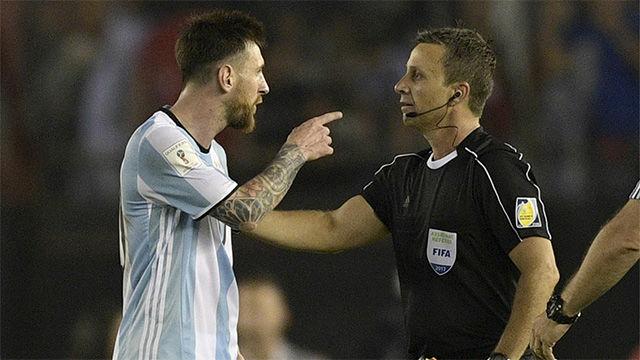 Leo Messi podrá disputar el resto de la eliminatoria con Argentina. (Foto Prensa Libre: Hemeroteca PL)
