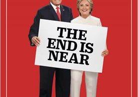 Periódicos del mundo destacan victoria de Trump.