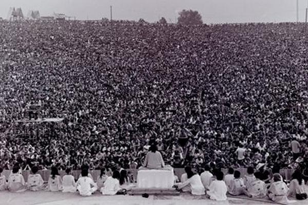 <p>El festival musical de Woodstock congregó más de 400 mil espectadores. (Foto Prensa Libre: Archivo)</p>