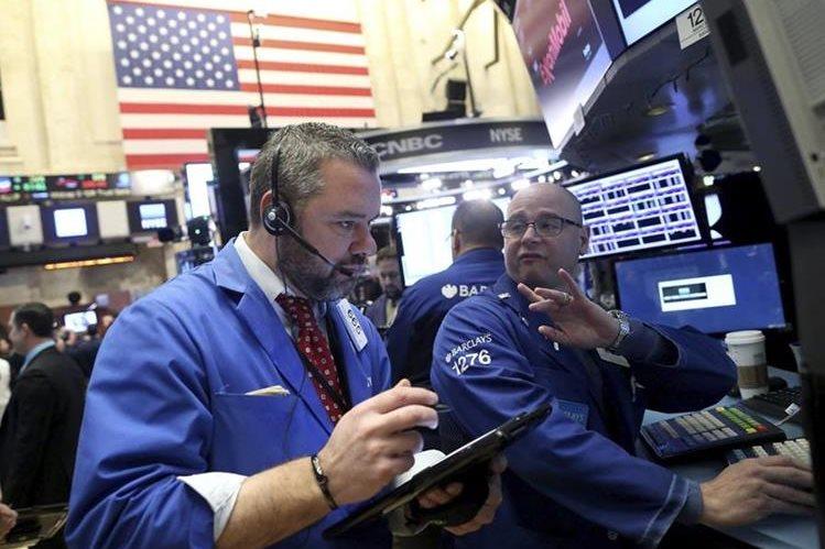 Las peores pérdidas registradas fueron de empresas financieras.