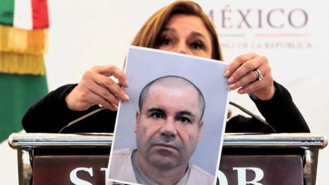 """Las autoridades mexicanas ofrecen 60 millones de pesos a quien delate al """"Chapo"""". (Foto: Hemeroteca PL)."""