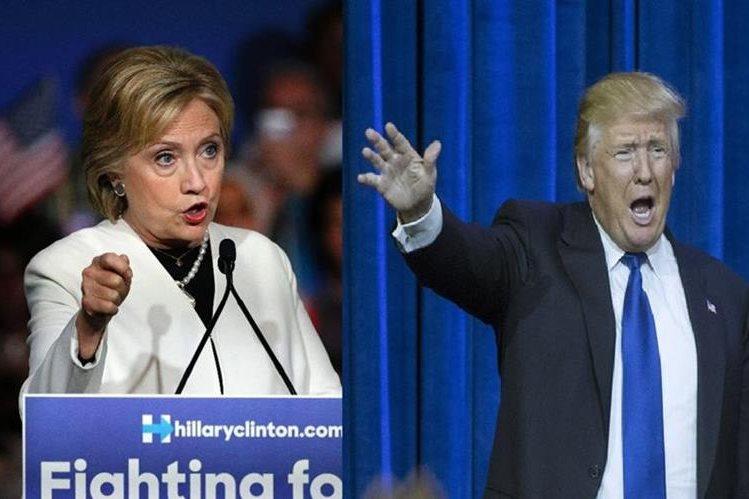 Hillary Clinton y Donald Trump se consolidaN como favoritos para ser candidatos a la Casa Blanca.