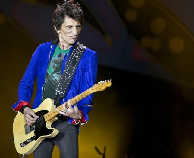 Guitarrista de Rolling Stones fue operado de cáncer de pulmón
