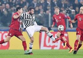 La Juve rescata un juego que prácticamente tenía perdido