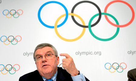 Thomas Bach, presidente del COI, anunció este jueves que en 2016 se iniciarán las auditorías. (Foto Prensa Libre: EFE).