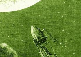 Los libros del francés Julio Verne han aportado mucho al género de la ciencia ficción. (Imagen: Henri de Montau).
