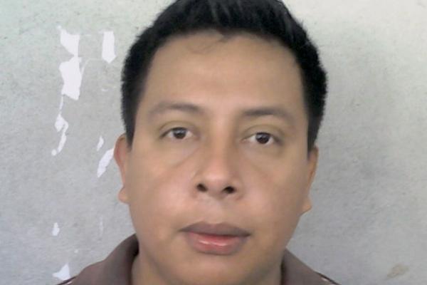 <p>Óscar Omero Pérez, era agente del programa Panda. (Foto Prensa Libre: PNC)<br></p>