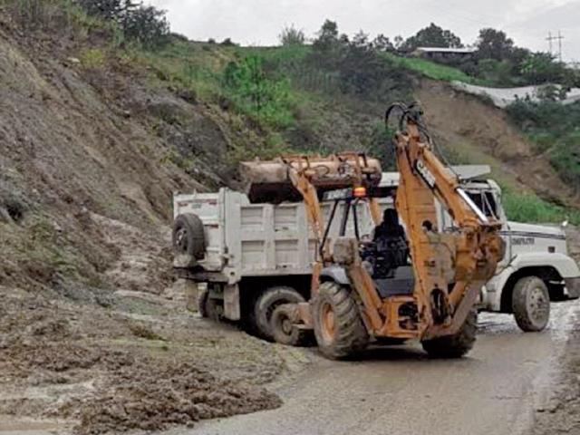 El impacto con lo proyectado en cuanto a red vial podría ser mínimo. (Foto Prensa Libre: Mike Castillo)