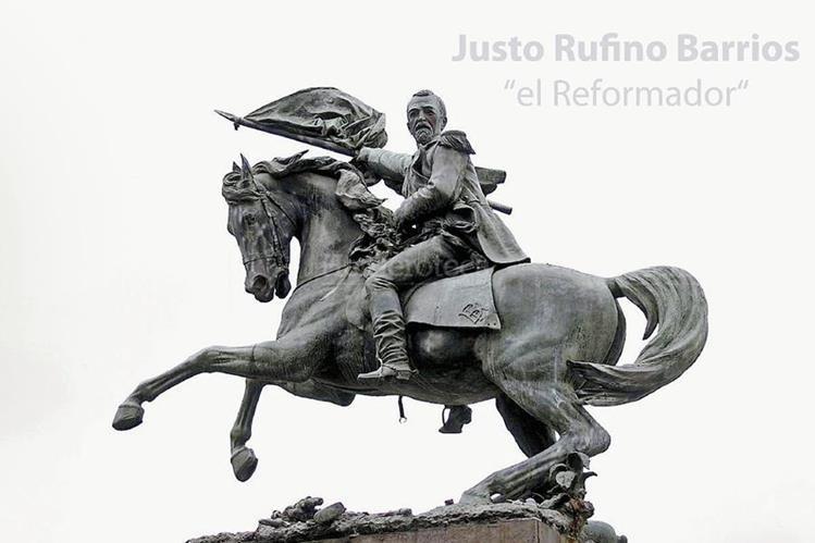 Justo Rufino Barrios, presidente de 1873 a 1885. (Foto: Hemeroteca PL)