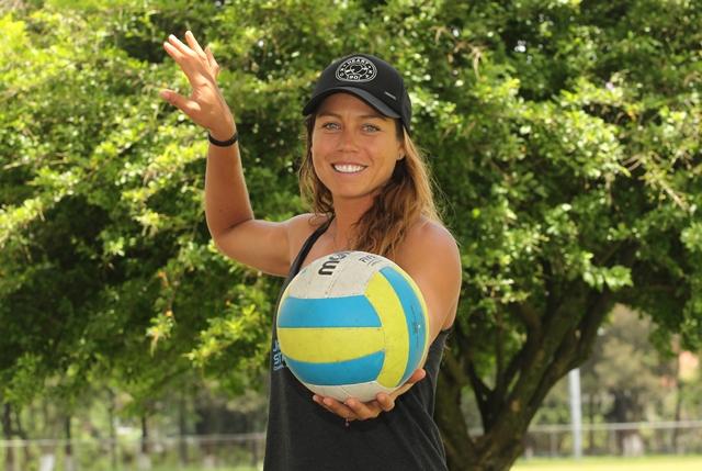 María José Orellana se ha propuesto luchar para asistir a los Olímpicos de Tokio 2020. (Foto Prensa Libre: Érick Ávila).