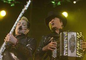 Los Tigres del Norte pusieron a bailar a los guatemaltecos
